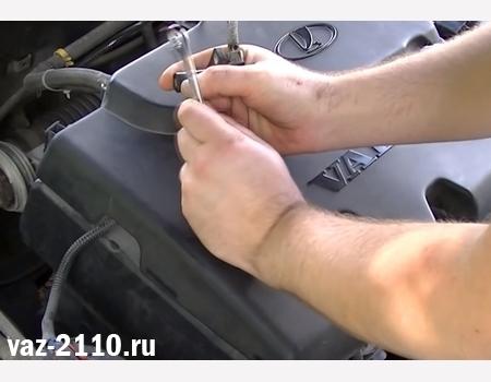 Датчик коленвала ВАЗ 2110: признаки неисправности, как проверить?