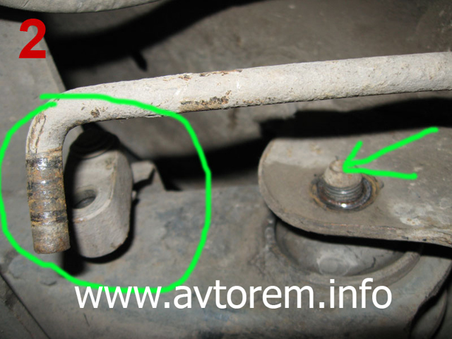 ВАЗ 2115: замена сайлентблоков передней подвески и задней балки (видео)