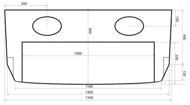Акустическая полка ВАЗ 2115 под шесть динамиков: как сделать своими руками