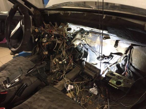 Почему на холостых оборотах на ВАЗ-2110 печка дует холодным воздухом: причины