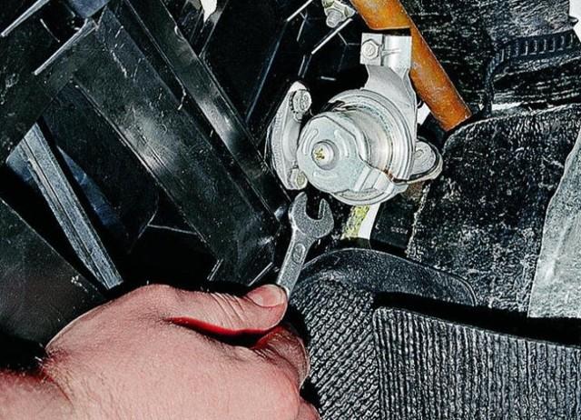 Ремонт печки ВАЗ-2109 своими руками: пошаговая инструкция