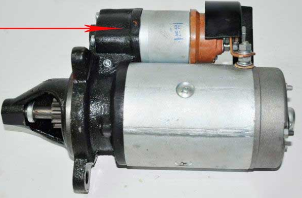 Втягивающее реле стартера ВАЗ 2109: какпроверить, неисправности, ремонт
