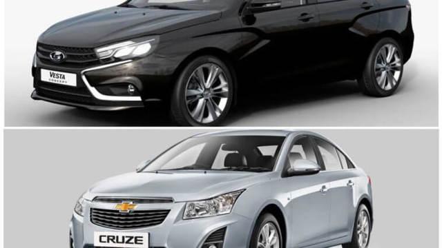 Какой автомобиль лучше выбрать: Лада Веста или Лада Икс Рей?