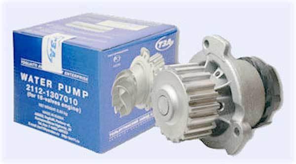 Замена помпы ВАЗ-2110 8 клапанов своими руками: видео, инструкция