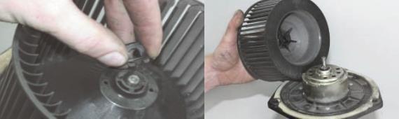 Пошаговая замена вентилятора печки Нива Шевроле своими руками: инструкция