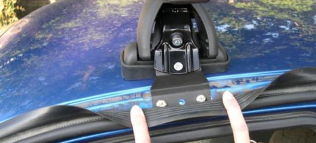 Самостоятельная установка рейлингов на Ниву Шевроле: видеоинструкция