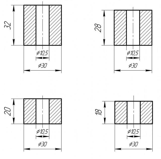 Лифт Нивы 2121 своими руками: чертежи, размеры