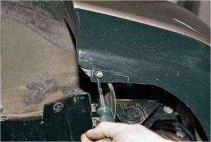 Как снять передний бампер на ВАЗ-2110: инструкция с фото и видео