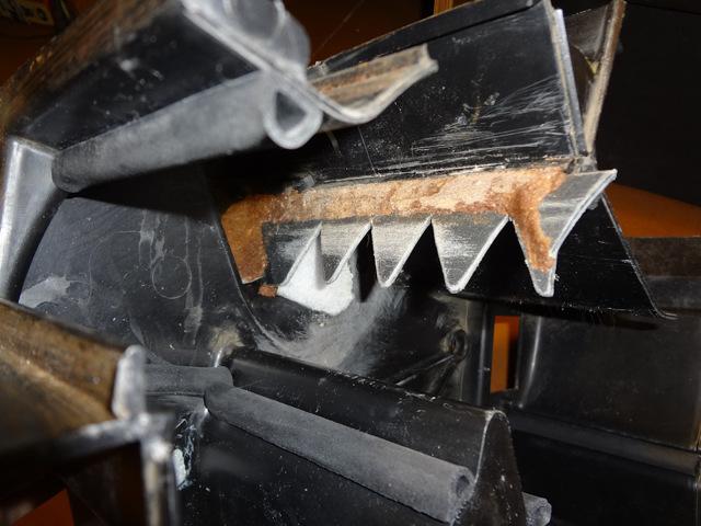 Доработка печки ВАЗ 2109 высокая и низкая панель своими руками