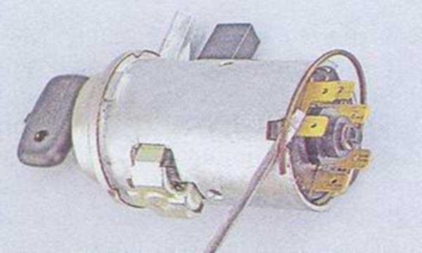 Как подключить замок зажигания на ВАЗ-2106: схема