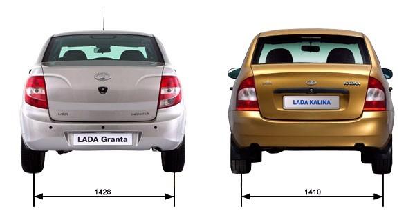 Что лучше: Гранта или Калина 2, рейтинг автомобилей, сравнение