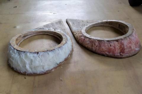 Подиумы на Лада Приора в передние двери 8 и 16 клапанов своими руками