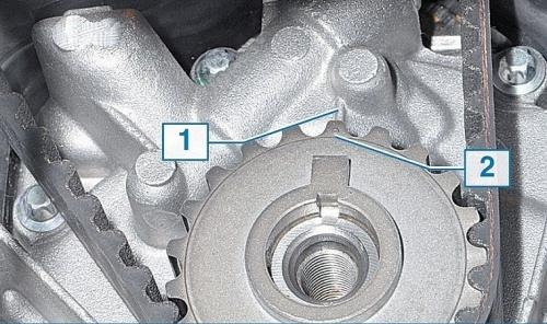 Замена ремня ГРМ Лада Гранта 1.6 16 клапанов: видео инструкция