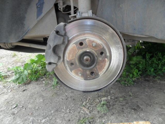 Замена тормозных дисков на ВАЗ-2114 своими руками: видеоинструкция